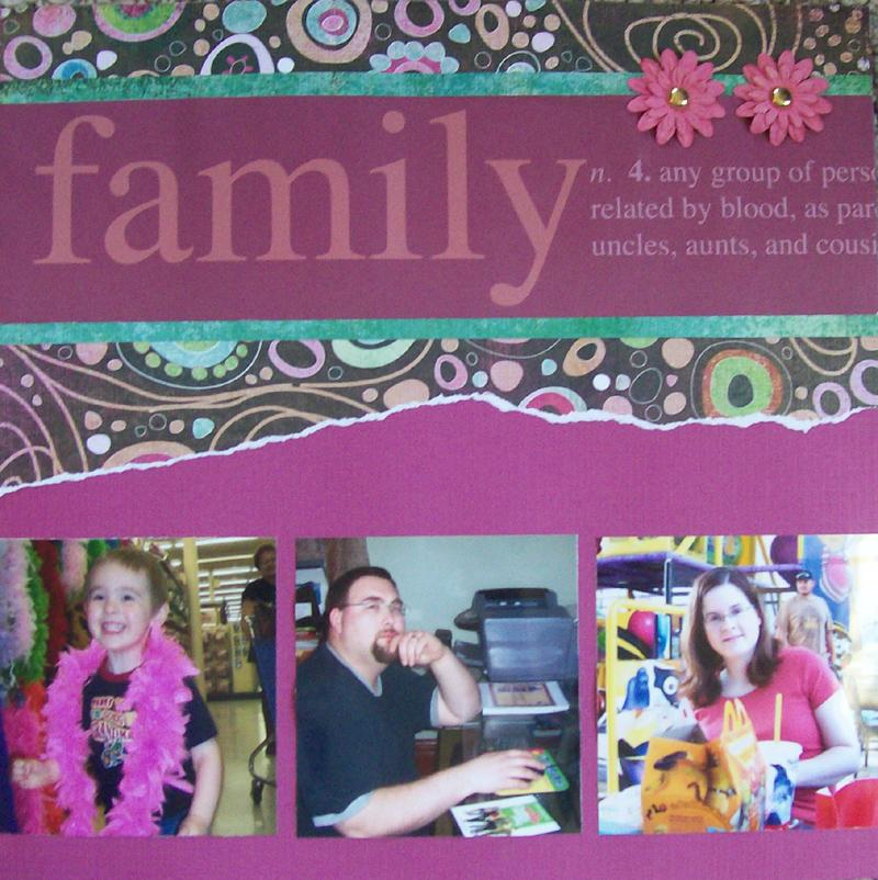 Friends And Family Scrapbook Examples Lovetoknow