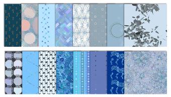 blue scrapbook backgrounds