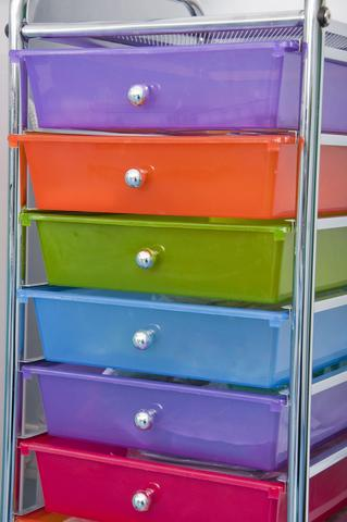 Cheap Scrapbook Storage Carts