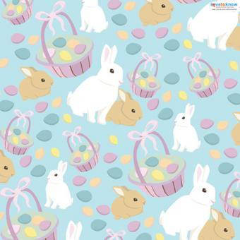 Easter paper