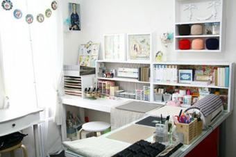 7 Steps to Create a Great Scrapbooking Room