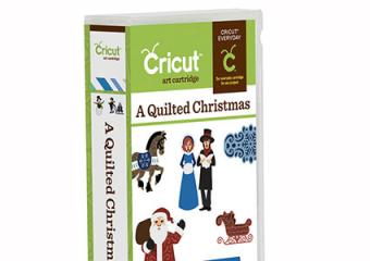 A Quilted Christmas Cricut Cartridge