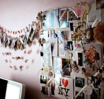 Inspiration board by Cindy Krikawa