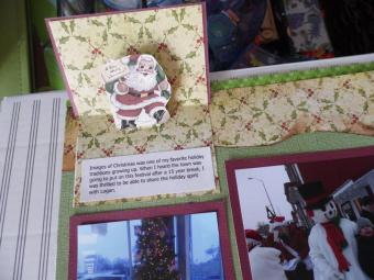 How to Make Pop-Up Scrapbook Pages