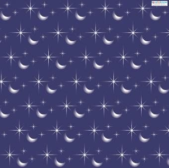 Scrapbook Paper With Stars