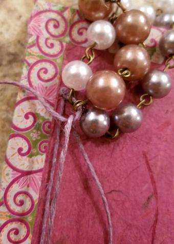 attaching charms
