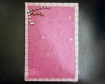 Make Your Own Scrapbook Cover