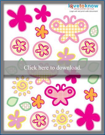 printable scrapbook stickers printable pdf