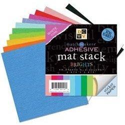Sticky Back Scrapbook Paper