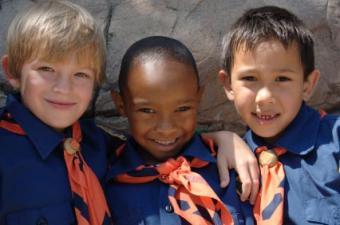 Boy Scout Scrapbook Ideas