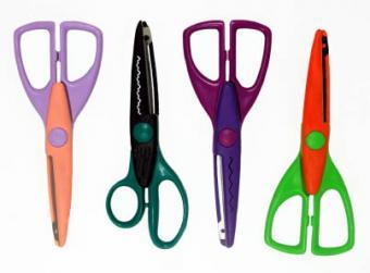 Decorative Edge Scissors