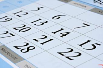 Digital Scrapbook Calendar Templates or Kits