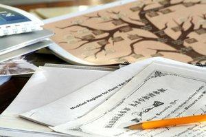 Family Tree Scrapbook