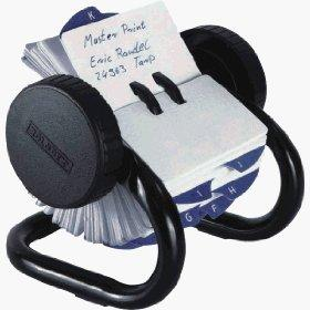 Scrapping with Rolodex Cards