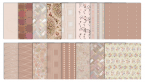 peach digital scrapbook patterns