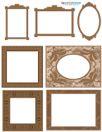 scrapbooking frames 4