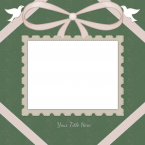 wedding scrapbook layout 2
