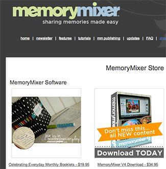 Memory Mixer