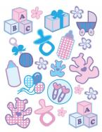 scrapbook stickers 7