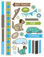 scrapbook stickers 9