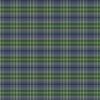 blue plaid scrapbook paper