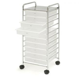 Seville Classics 10-drawer organizer
