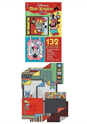 Disney's Paper & Die Cuts Set at Paper Wishes