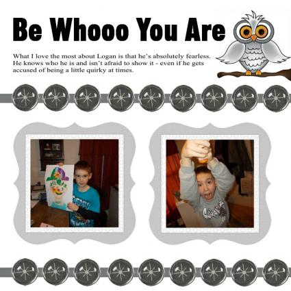 owl personality page