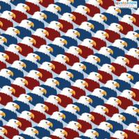 4th of July Scrapbook Paper Designs 4