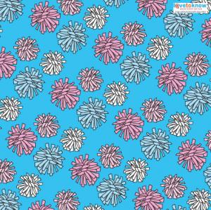 Cheerleading Scrapbook Paper 1