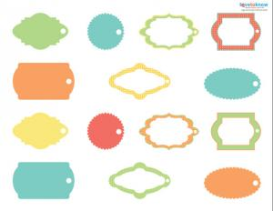 Free Scrapbook Tags 2