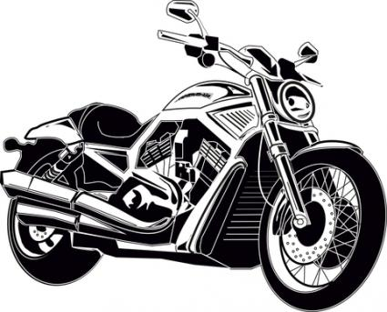 motorcycle stickers for scrapbooking lovetoknow Motorcycle Cops in Leather motorcycle sketch