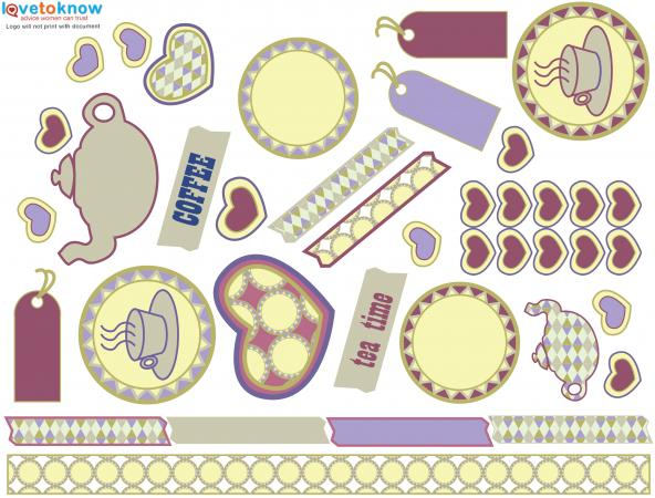 Agile image pertaining to free printable scrapbook cutouts
