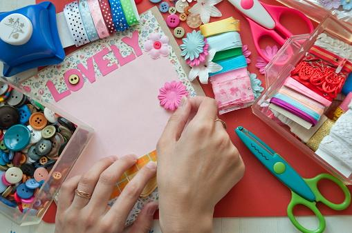 Shopping For Wholesale Scrapbooking Supplies