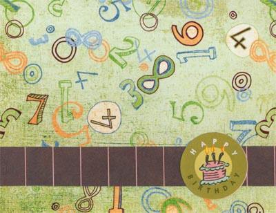Scrapbook Birthday Cards