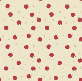 Apple Theme Scrapbook Pages