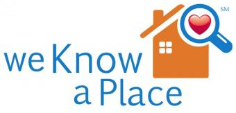 We Know a Place logo