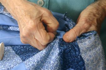 Resident quilting