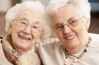 Pictures of Elderly Hairstyles for Men and Women