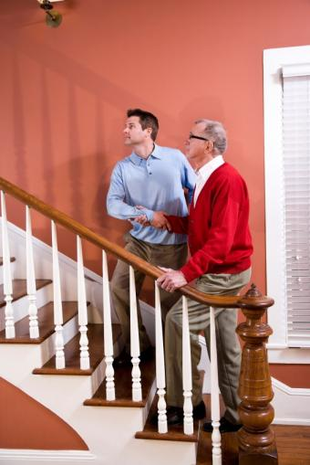 10 Ways to Make an Elderly Person's Home Safer