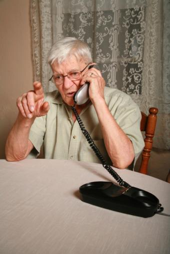 Scams That Target Senior Citizens