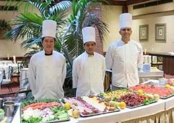 chefs at the Broadmoor