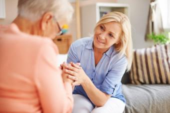 How to Talk to a Senior Citizen About Needing Care