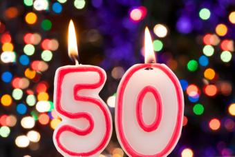 Good Things About Turning 50