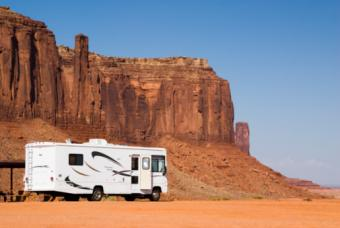 Monument Valley campground