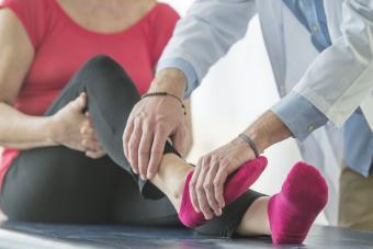 Swollen Ankles in the Elderly