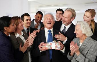 Ideas for Humorous Retirement Gifts