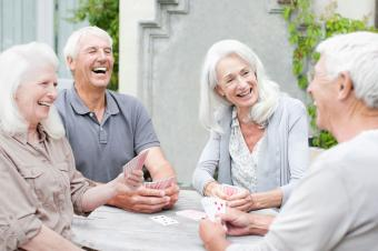 Indoor and Outdoor Games for Senior Citizens