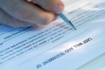 Adding a Codicil to Your Last Will and Testament