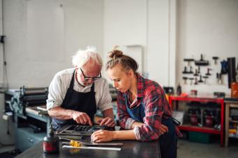 Creative Jobs Helping Seniors